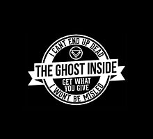 The Ghost Inside Logo Phone Case by IncongitoWhale