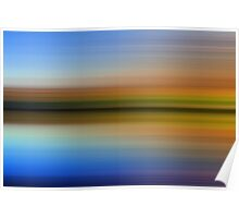 Rydal Water - Abstract Poster