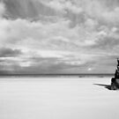 garry beach by christopher lonie