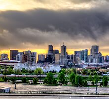 Downtown Denver 2 by Jarrett720