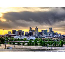 Downtown Denver 2 Photographic Print