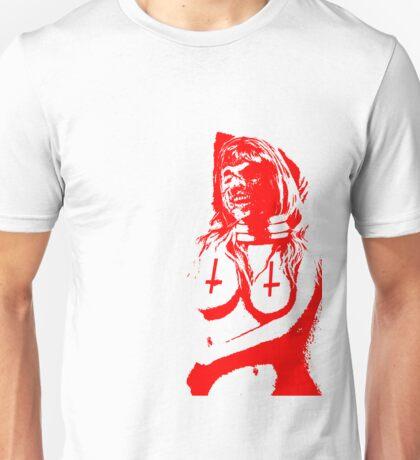 Evil Undead 1 - RED  Unisex T-Shirt
