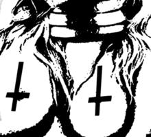 Evil Undead 1 - BLACK Sticker