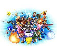 Super Smash Bros for Wii U by CraigUK37