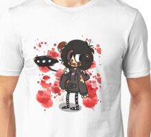 bloodied up Unisex T-Shirt