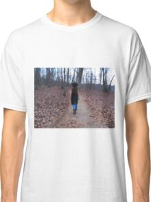 Not all that wander are lost Classic T-Shirt