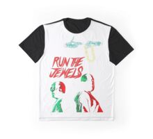 Run The Jewels OneTwo OneTwo Tour 3 Graphic T-Shirt