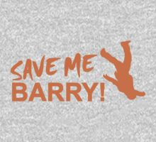 Save Me Barry! by R3dWing