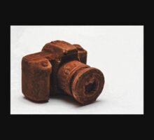 Chocolate Camera Kids Tee