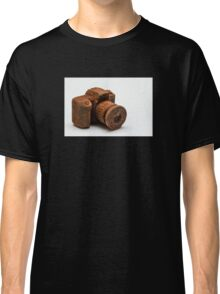 Chocolate Camera Classic T-Shirt