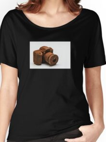 Chocolate Camera Women's Relaxed Fit T-Shirt
