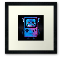 UNDEAD BOY Framed Print