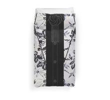 Harry Styles B/W Flowers Duvet Cover