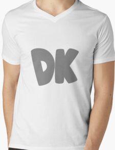 Smash Donkey Kong Franchise Icon Mens V-Neck T-Shirt