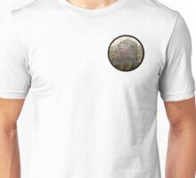 Buzzard Illustration Logo Unisex T-Shirt