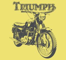 Triumph T120 Classic by Tony  Newland