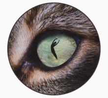 Cat Eye Baby Tee