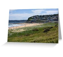 Merewether - Suburb By The Sea Greeting Card