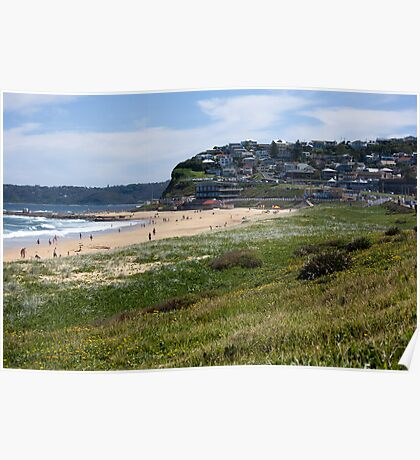 Merewether - Suburb By The Sea Poster