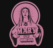 mary by Jonrabbit