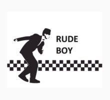 RUDE BOY by Trevor Fellows