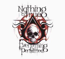 Black Flag  by DeerBeth