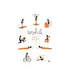 Mobile Life by Marcelo Badari