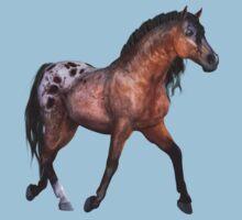Appaloosa Stallion  Baby Tee