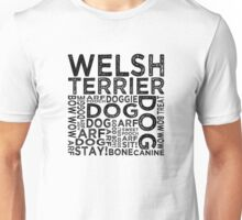 Welsh Terrier Unisex T-Shirt