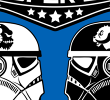 Trooper Bowl Sticker