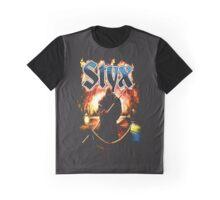 Styx band Ferryman tour 2016 2 Graphic T-Shirt
