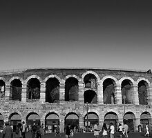 Colosseum Panorama by Alex Wagner