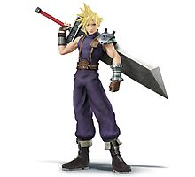 Smash 4 Cloud Artwork Photographic Print