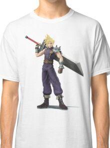 Smash 4 Cloud Artwork Classic T-Shirt