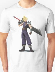 Smash 4 Cloud Artwork T-Shirt