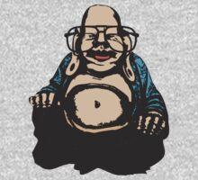 Hipster Buddha One Piece - Short Sleeve