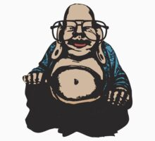 Hipster Buddha by pixelman