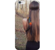 huntress wanderess iPhone Case/Skin