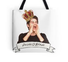Dylan O'Brien OUR KING Tote Bag