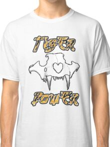Tiger Power Classic T-Shirt