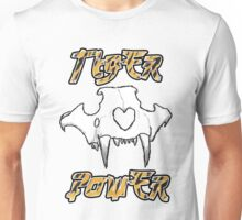 Tiger Power Unisex T-Shirt