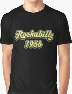 Rockabilly 1956  Vintage Graphic T-Shirt