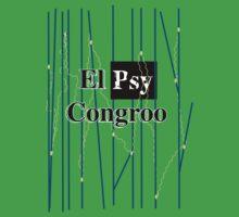 El Psy Congroo- Steins;Gate Baby Tee