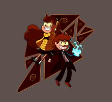 Gravity Falls- Cipher Pines AU Unisex T-Shirt