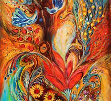 The Tree of Life by Elena Kotliarker