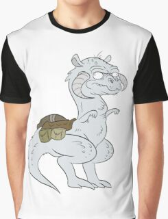 STARWARS-TAUNTAUN Graphic T-Shirt