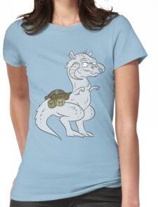 STARWARS-TAUNTAUN Womens Fitted T-Shirt