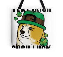 Doge St. Pattys Day Tote Bag