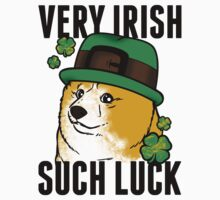 Doge St. Pattys Day by printproxy