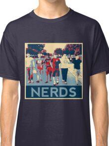 Nerd Night Tee 2 Classic T-Shirt